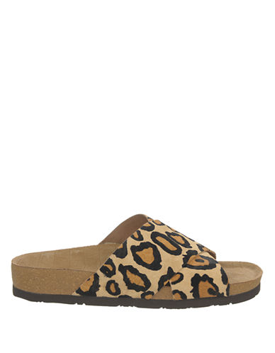 SAM EDELMANAdora Printed Sandals