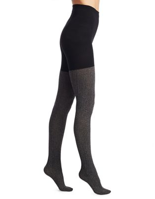 Cozy Cableknit Tights by Spanx