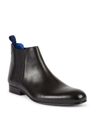 Kayto Leather Formal Chelsea Boots by Ted Baker London