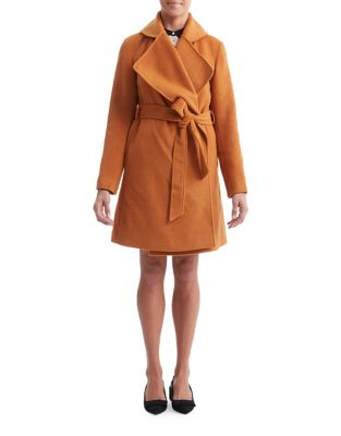 Shirley A Line Coat by Paper Crown