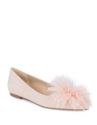 Reina Suede Ballet Flats by Sam Edelman