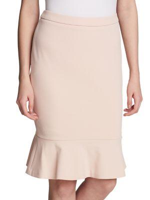Flared Skirt by Calvin Klein