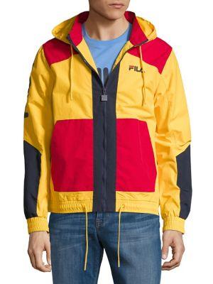 Earl Full Zip Jacket by Fila