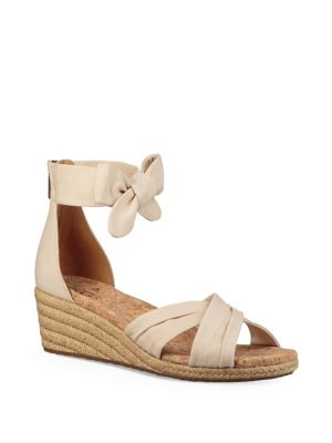 Traci Wedge Espadrilles by Ugg