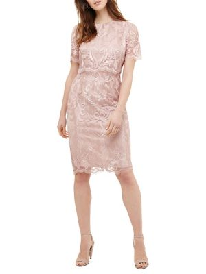 Titania Aida Lace Popover Dress by Phase Eight