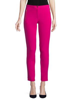 Slim Fit Stretch Pants by Calvin Klein