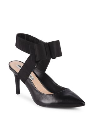 Robin Bow Pumps by Karl Lagerfeld Paris