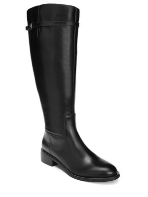 Belaire Leather Knee High Boots by Franco Sarto