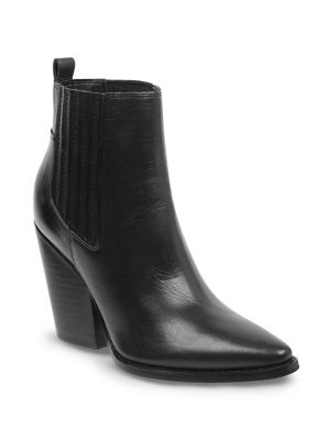 Colt Leather Booties by Kendall + Kylie