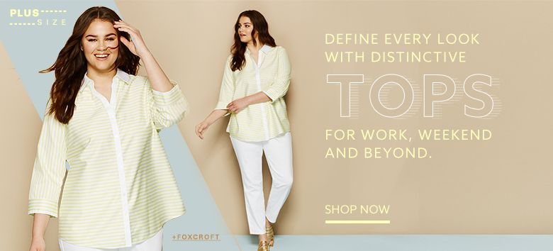 Plus-Size Designer Clothing | Lord & Taylor