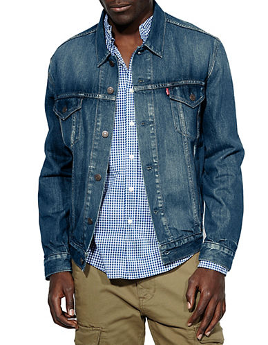 LEVI'S Relaxed Trucker Denim Jacket