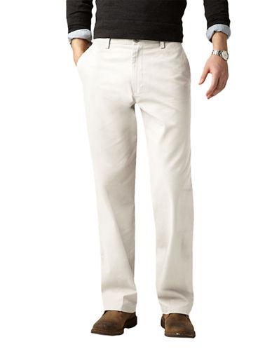 DOCKERS24/7 D3 Classic Flat Front Pants