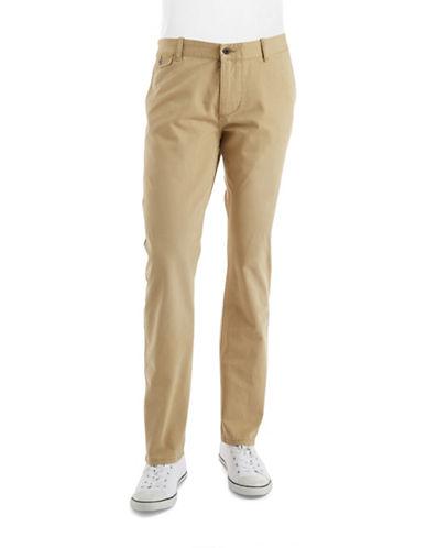 DOCKERSAlpha Fog Khaki Pants
