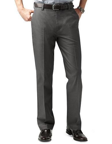 DOCKERSD2 Straight Fit Signature Flat Front Pants