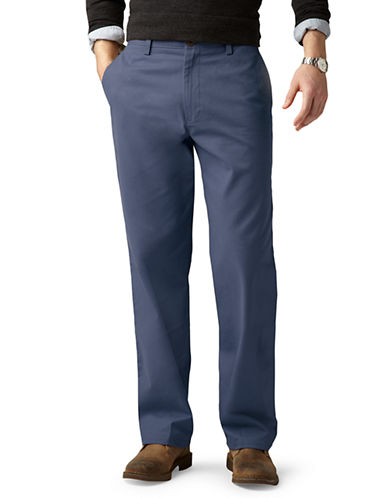 DOCKERS 24/7 D3 Classic Fit Flat Front Pants