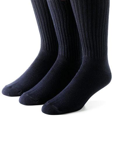 CALVIN KLEINThree-Pack Socks