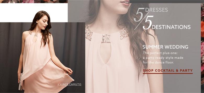 Designer Dresses:BCBGMAXAZRIA, Xscape & More   Lord & Taylor