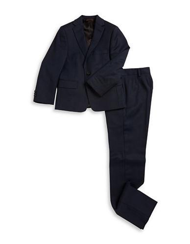 michael kors boys boys 820 boys twopiece wool jacket and pants set
