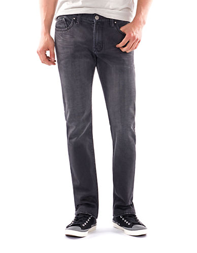 WILLIAM RAST Dylan Slim Used Black Jeans