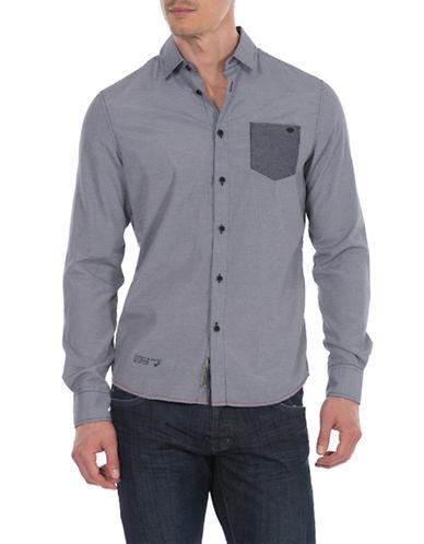WILLIAM RASTYarn Dye Plaid Sport Shirt