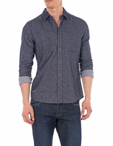 WILLIAM RASTTwill Flannel Sport Shirt