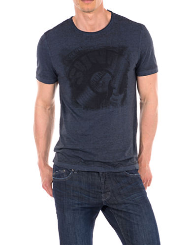 WILLIAM RAST Vinyl Graphic Tee