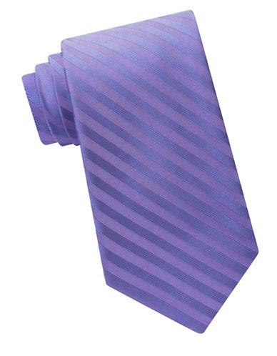 Woven Striped Tie @...
