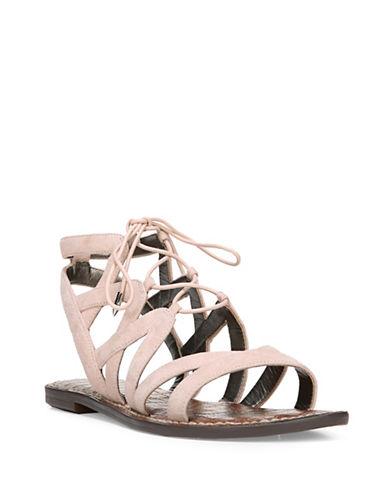 Gemma Lace-Up Gladiator Sandals