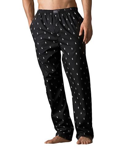 POLO RALPH LAURENPrinted Pony Sleep Pants