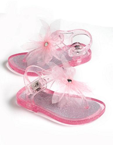 Baby Deer Infants Embellished Jelly Sandals