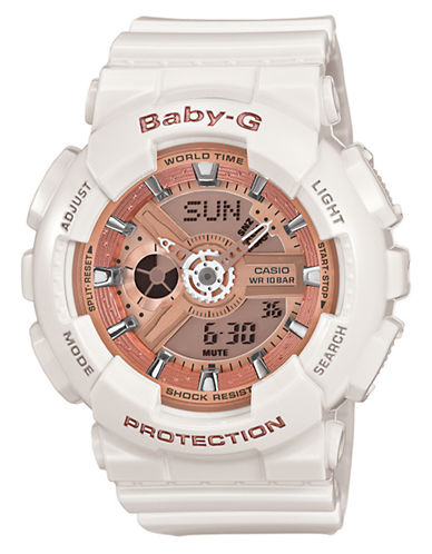 G-SHOCK BABY G Ladies' Baby-G Shock Resistant Watch
