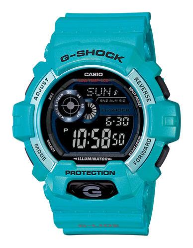 G-SHOCK BABY GMens Teal G-Lide Watch