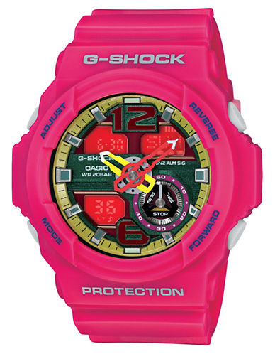G-SHOCK BABY G Men's Classic Analog-Digital Watch