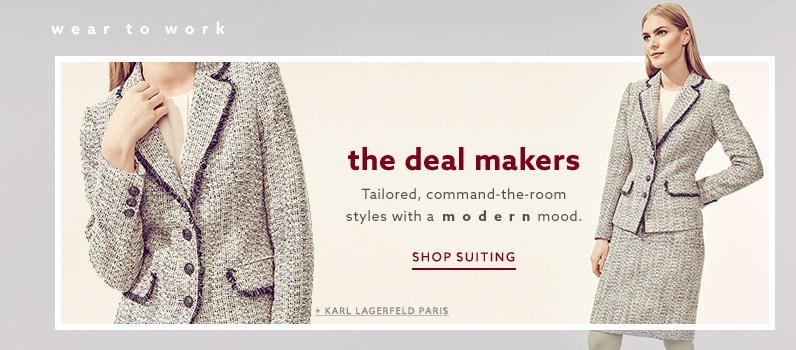 Women - Featured Shops - Wear to Work - lordandtaylor.com