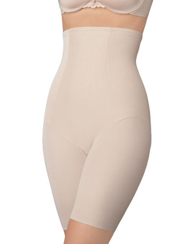 UPC 080225103229 product image for Miraclesuit Extra Firm Control Shape with an Edge High Waist Thigh Slimmer 2709 | upcitemdb.com