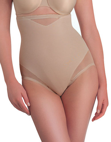MIRACLESUIT Extra Firm Control Sexy Sheer High Waist Brief