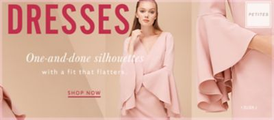Petite Dress Shops