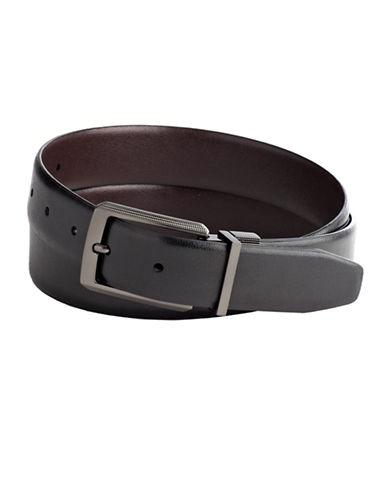 PERRY ELLISReversible Leather Belt