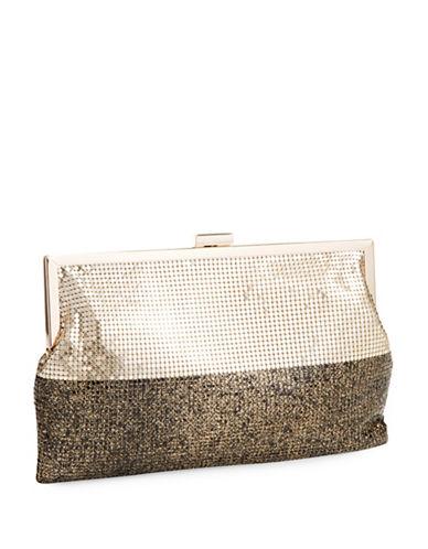 LA REGALEFluid Mesh Handbag