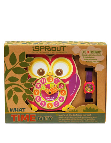 SPROUT Girls Multi-Colored Watch