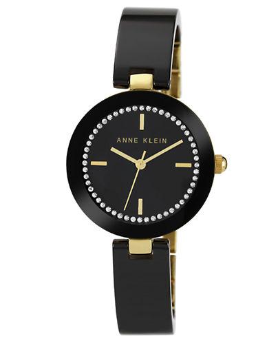 ANNE KLEINLadies Ceramic Bangle Watch
