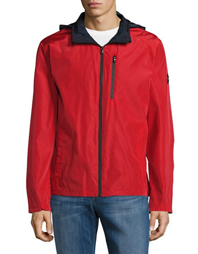 michael kors male packable lightweight jacket