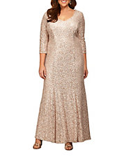 Plus Size Formal Dresses Amp Evening Gowns Lord Amp Taylor