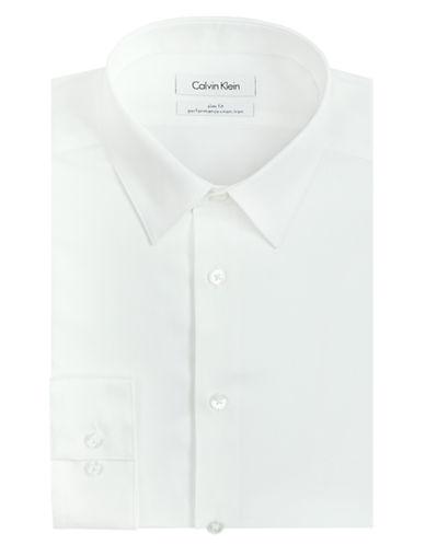 CALVIN KLEINSlim Fit Performance Dress Shirt