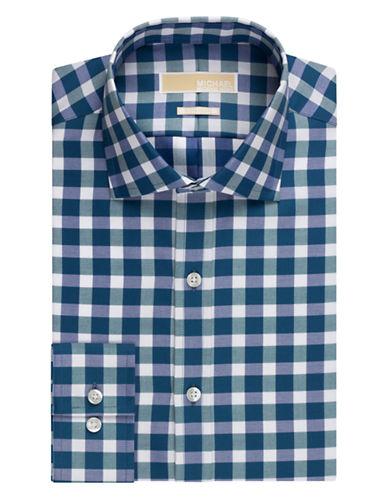 MICHAEL MICHAEL KORSRegular Fit Twill Stripe Dress Shirt