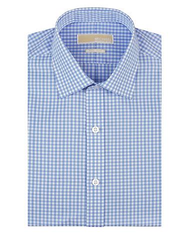 MICHAEL MICHAEL KORSCheckered Dress Shirt