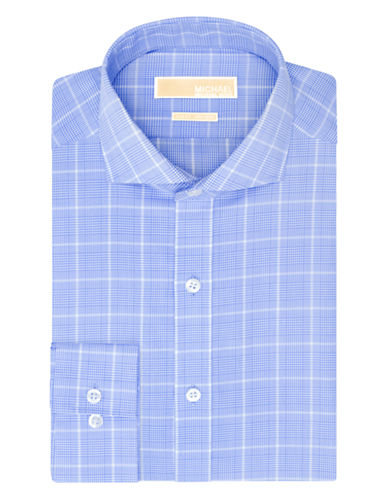 MICHAEL MICHAEL KORSSlim Fit Plaid Dress Shirt