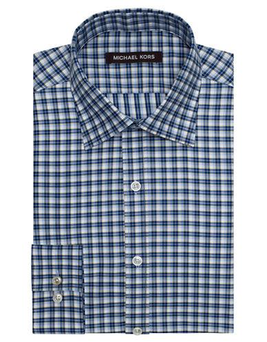 MICHAEL KORSTwill Check Dress Shirt
