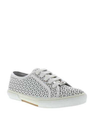 michael kors female ima boerum laceup sneakers