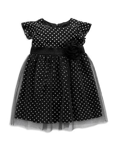 A.B.S. BY ALLEN SCHWARTZGirls 2-6x Polka Dot Dress